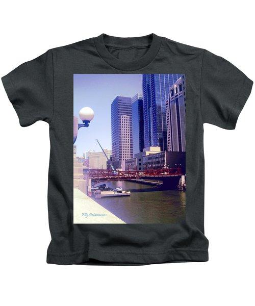 Bridge Overview Kids T-Shirt