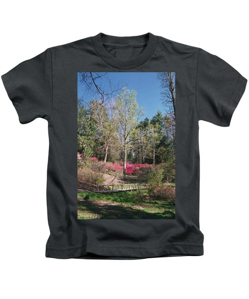 Bridge Walkway Kids T-Shirt