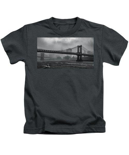 Bridges In The Storm Kids T-Shirt