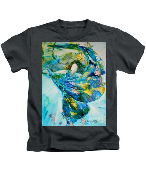 Bringing Heaven To Earth Kids T-Shirt