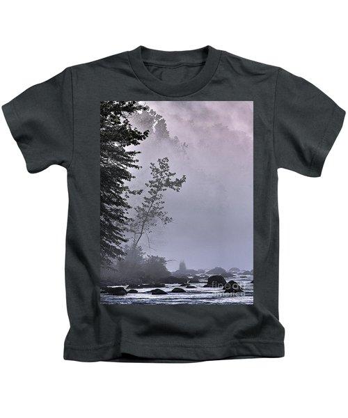 Brooding River Kids T-Shirt