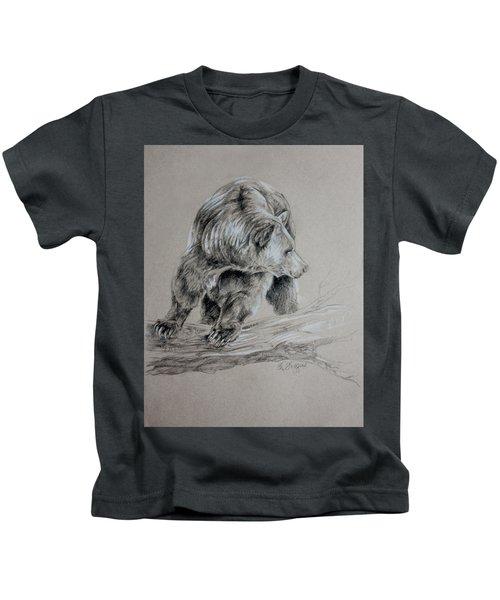 Brown Bear Kids T-Shirt