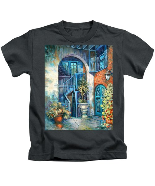 Brulatour Courtyard Kids T-Shirt