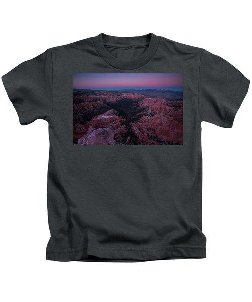 Bryce Point Kids T-Shirt