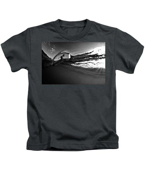 Bubble Surfer Kids T-Shirt