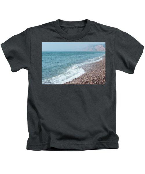 Budleigh Seascape II Kids T-Shirt