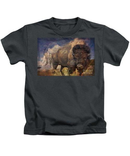 Buffalo Medicine 2015 Kids T-Shirt