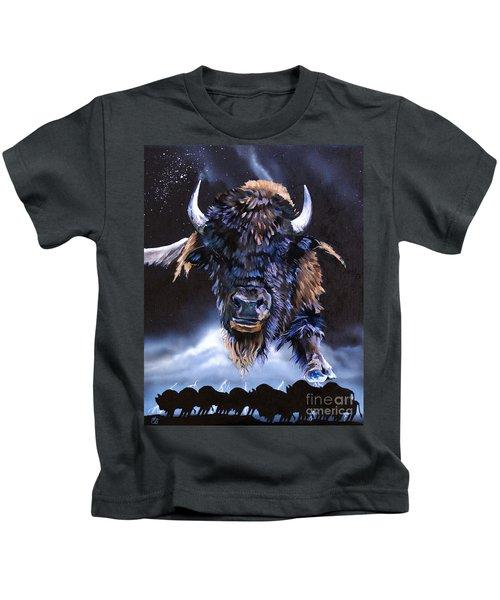 Buffalo Medicine Kids T-Shirt