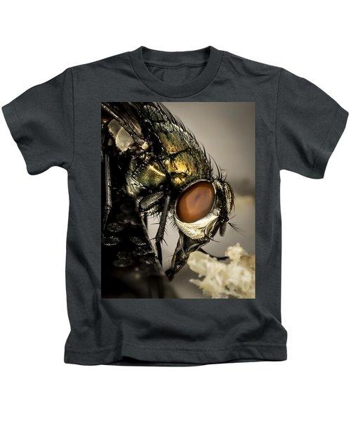 Bug On A Bug Kids T-Shirt