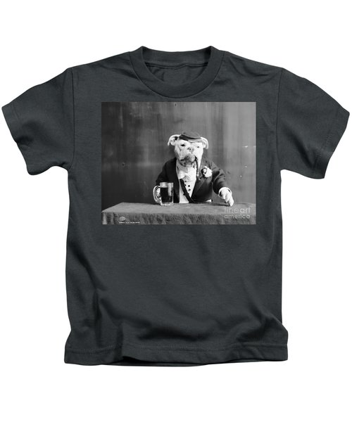 Bulldog, C1905 Kids T-Shirt