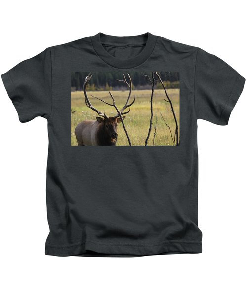 Bullelk2 Kids T-Shirt