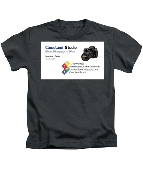 Business Card Kids T-Shirt