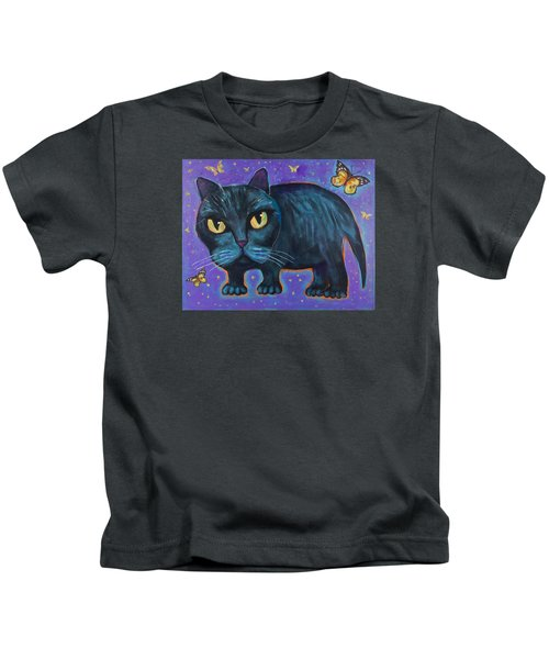 Butterflies Are Annoying Kids T-Shirt