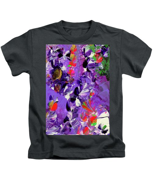 Butterfly Island Treasures Kids T-Shirt