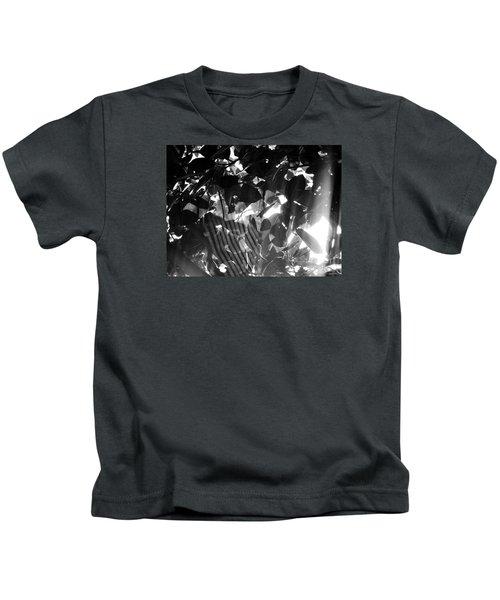 Bw Spider Phenomena Kids T-Shirt