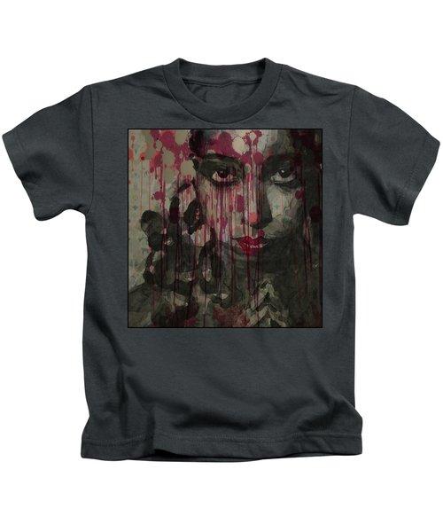 Bye Bye Blackbird Kids T-Shirt