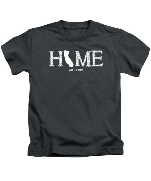 Ca Home Kids T-Shirt by Nancy Ingersoll