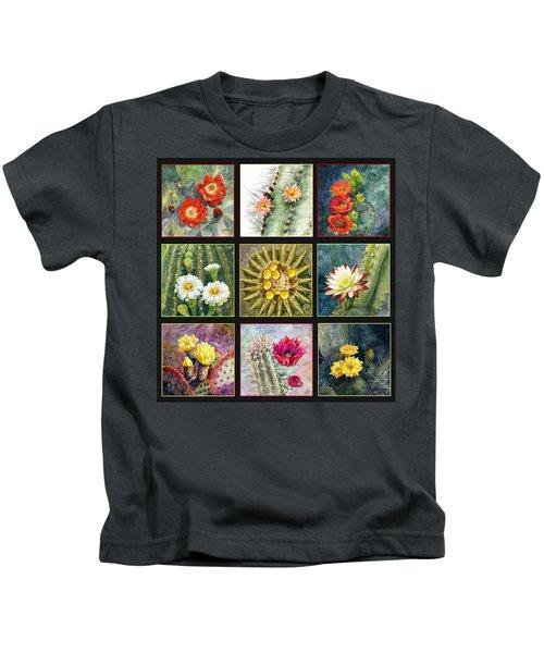 Cactus Series Kids T-Shirt