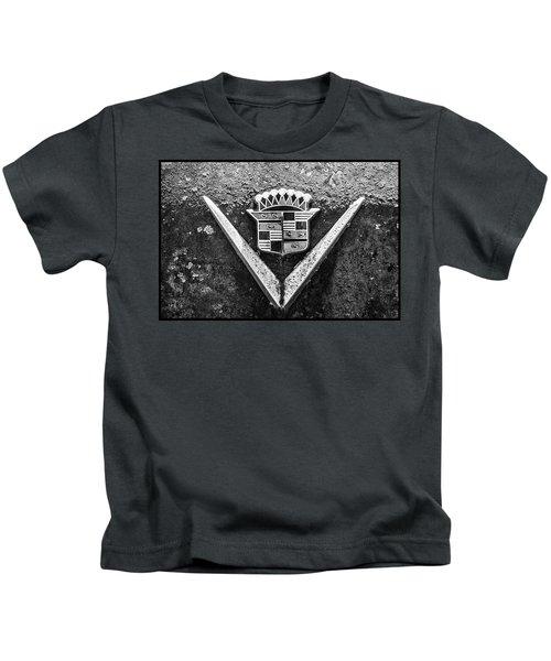 Cadillac Emblem Kids T-Shirt