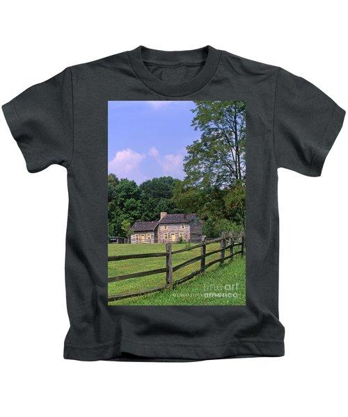 1e140 Caesar Creek Pioneer Village Photo Kids T-Shirt
