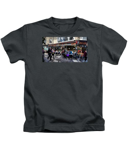 Cafe Kids T-Shirt