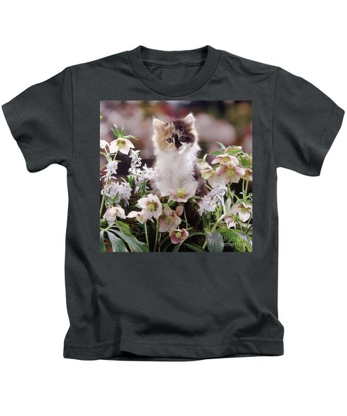 Calico And Scillas Kids T-Shirt