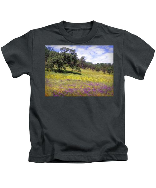 California Hills Kids T-Shirt