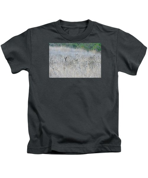Camouflaged Kids T-Shirt