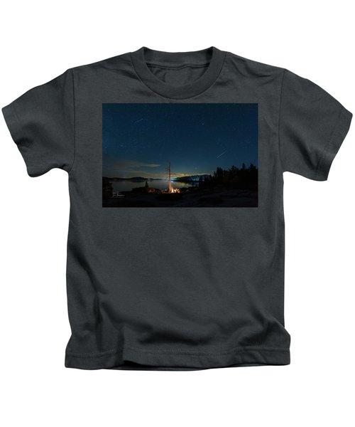Campfire 1 Kids T-Shirt
