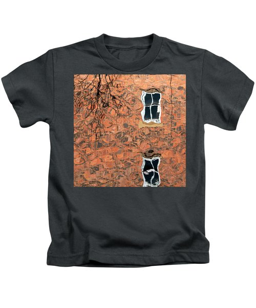 Canal Reflections 1 Kids T-Shirt