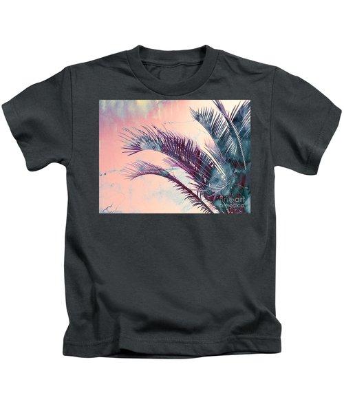 Candy Palms Kids T-Shirt