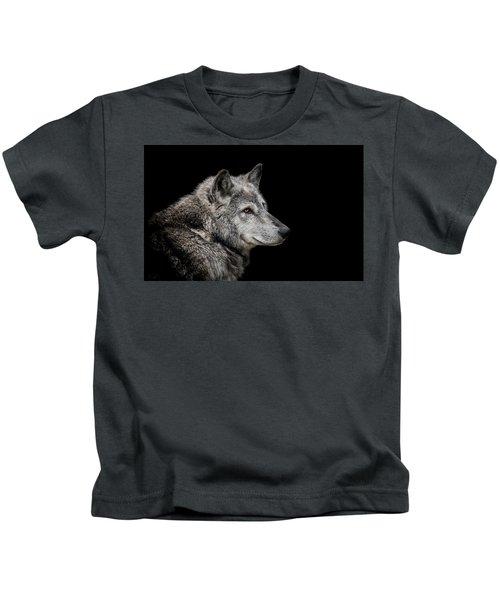 Canis Lupus Kids T-Shirt