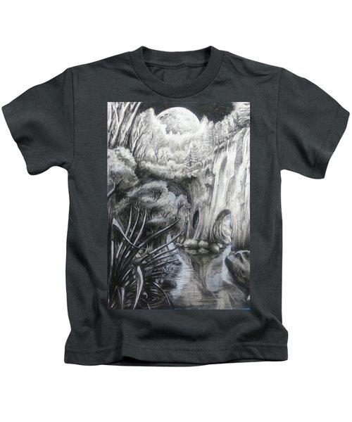 Canyon Dreaming Kids T-Shirt