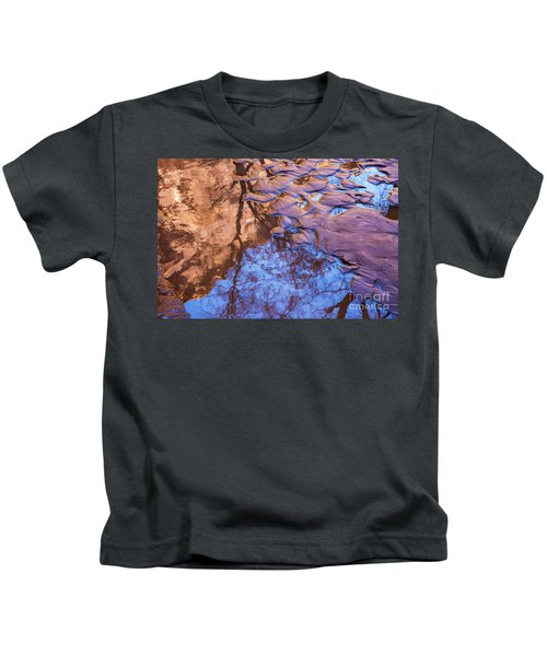 Canyon Reflections Kids T-Shirt