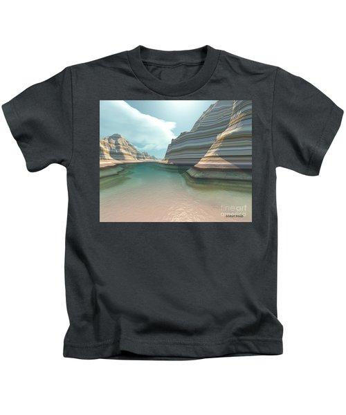 Canyon River Kids T-Shirt