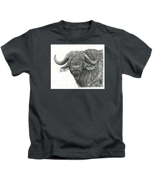 Cape Buffalo Kids T-Shirt