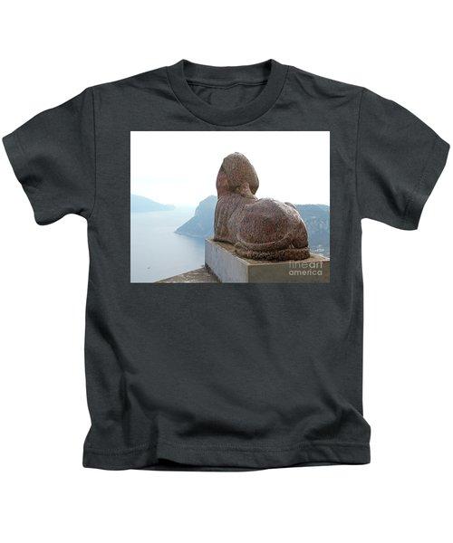 Capri, Villa San Michele 1 Kids T-Shirt