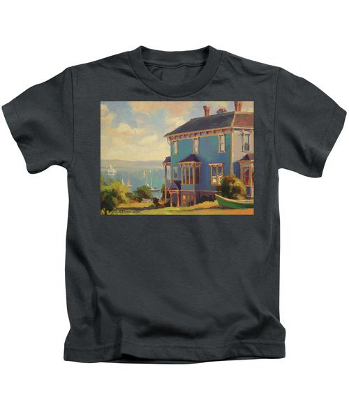 Captain's House Kids T-Shirt