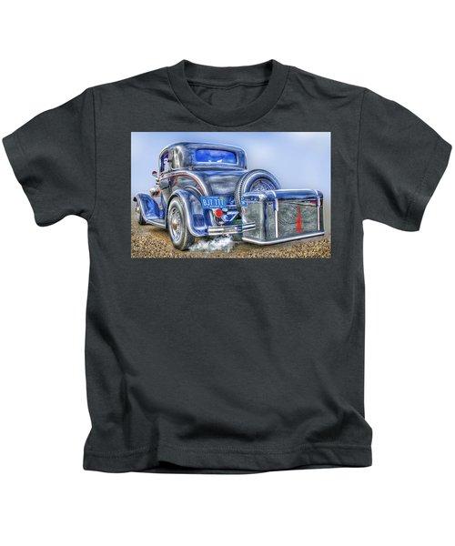 Car 54 Rear Kids T-Shirt