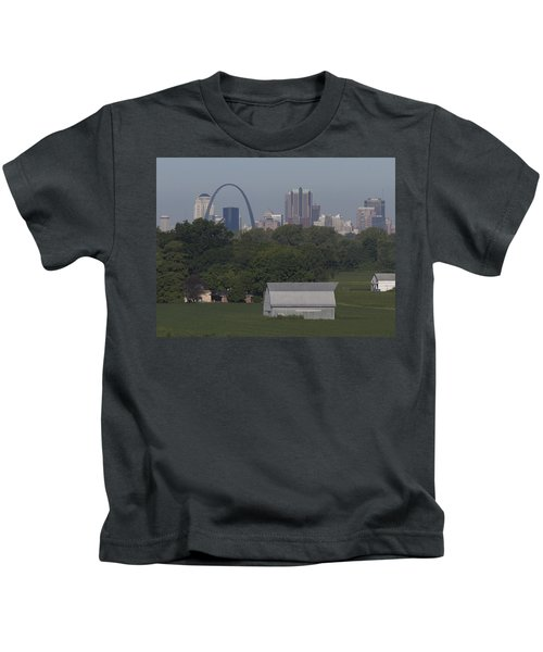 Carl's Barn Kids T-Shirt