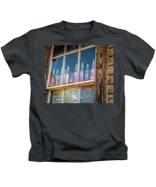 Carnival Glass Kids T-Shirt