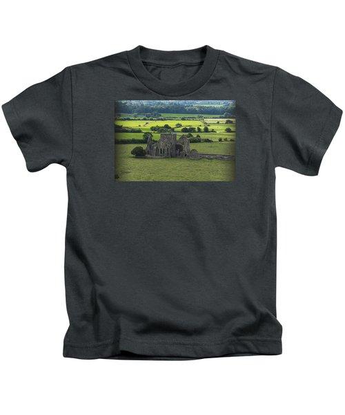 Cashel Hore Abbey Kids T-Shirt