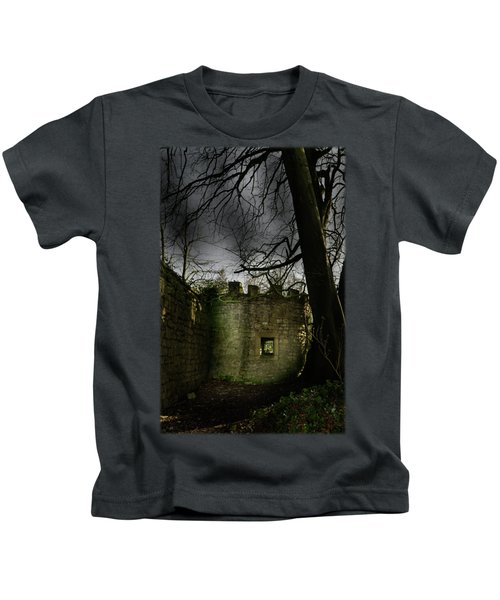Castles In My Mind Kids T-Shirt