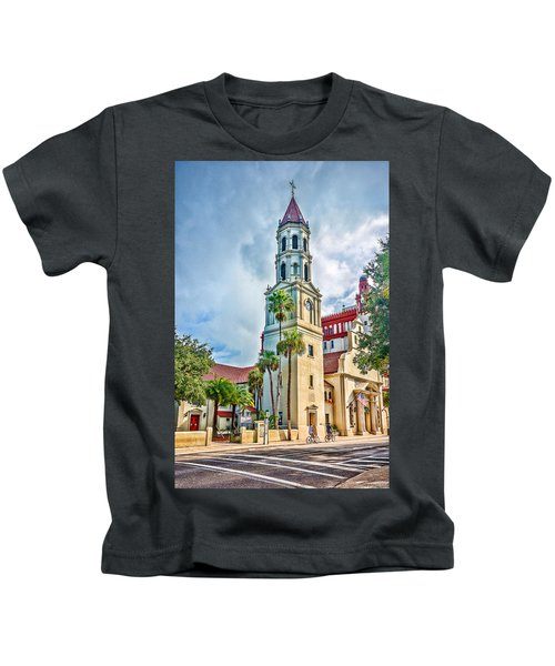 Cathedral Basilica Kids T-Shirt