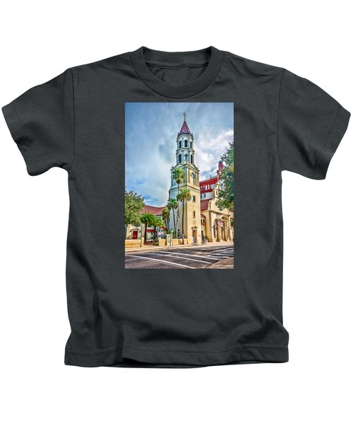 Cathedral Basilica Kids T-Shirt