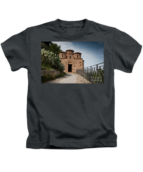 Cattolica Di Stilo, Kids T-Shirt