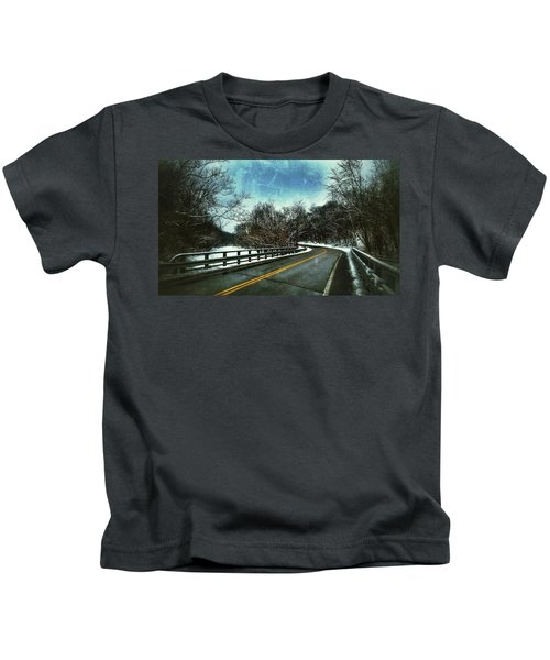Caution Two Kids T-Shirt