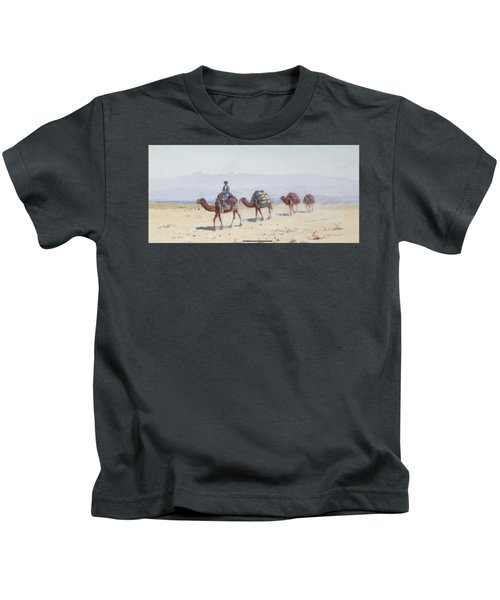 Cavalcade Kids T-Shirt by Richard