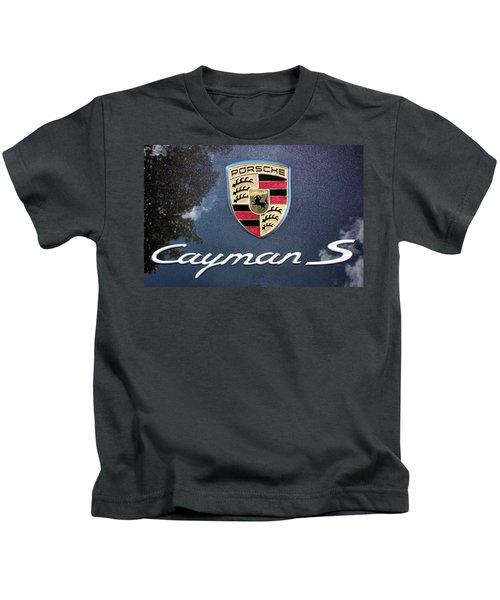 Cayman S Kids T-Shirt