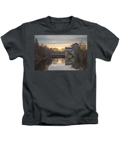 Cedarburg Mill Kids T-Shirt